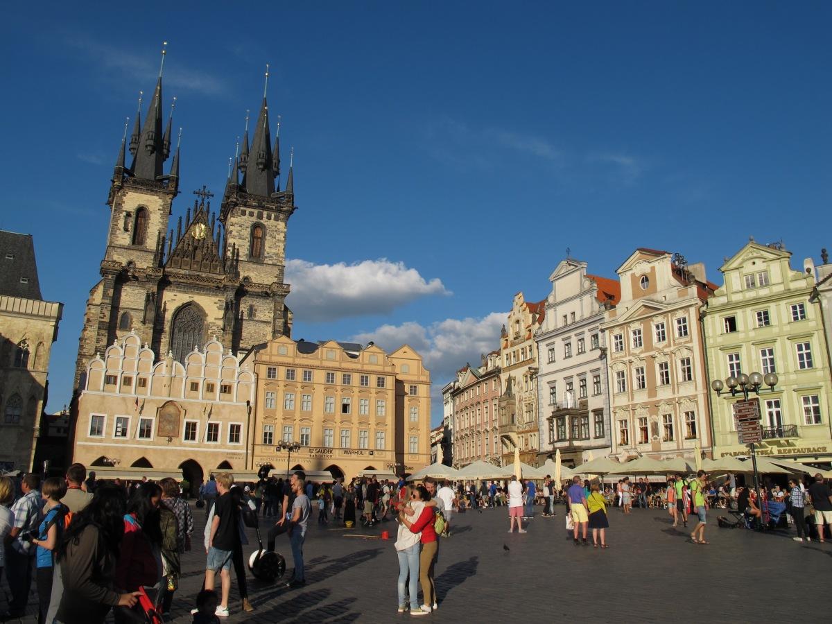 遊歷捷克、波蘭 – 布拉格