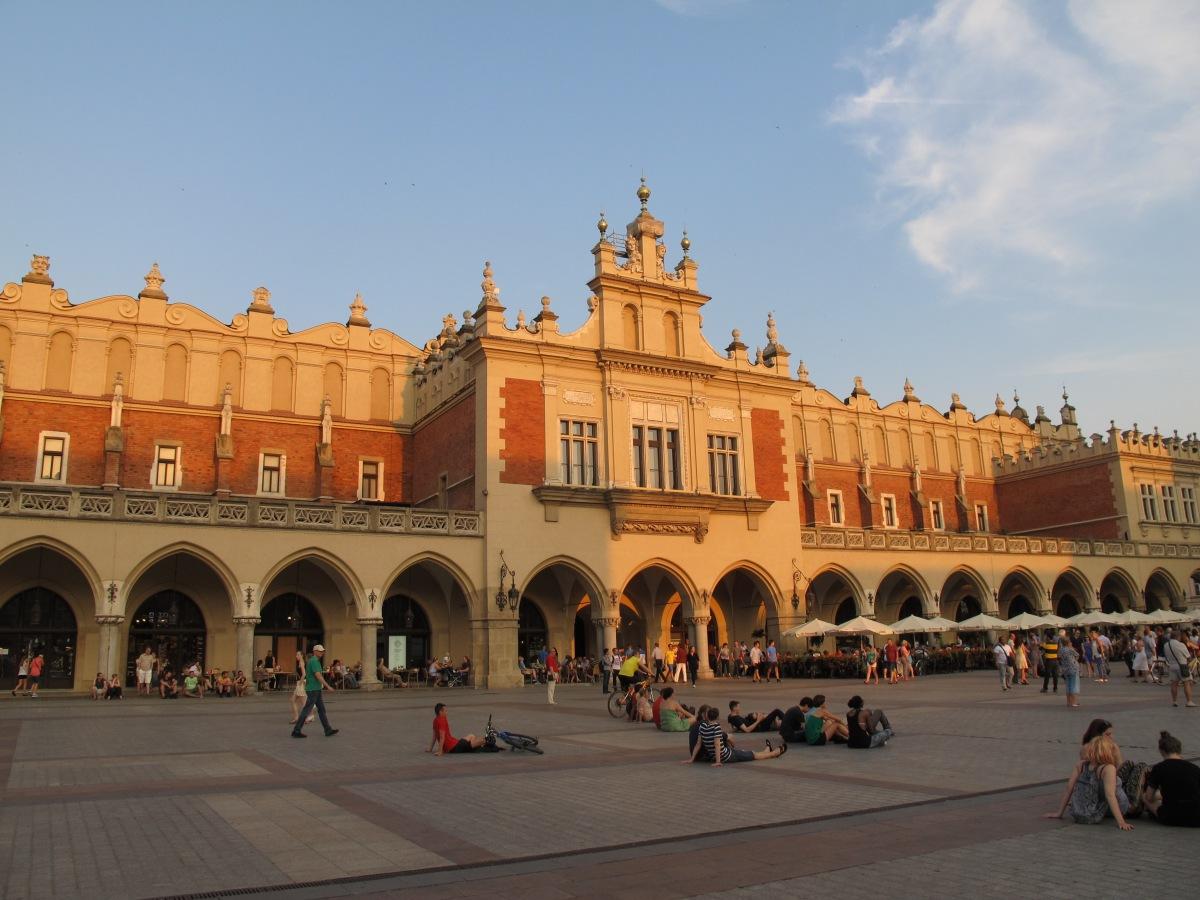 遊歷捷克、波蘭 —  Kraków