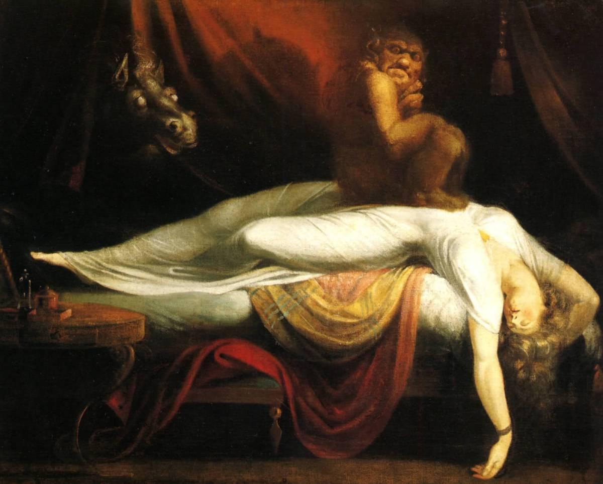 睡眠癱瘓 (Sleep Paralysis)