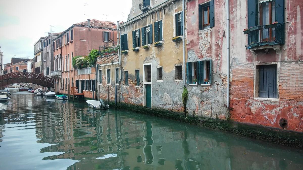 【奧·意】威尼斯之美