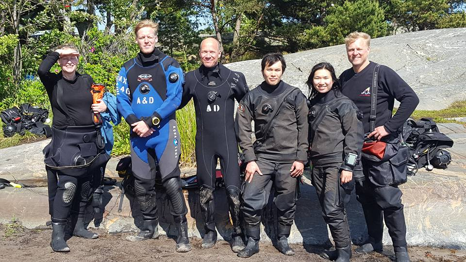潛水救援課程