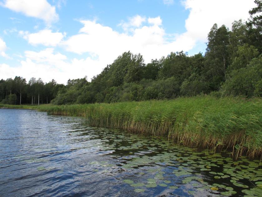 瑞典的內陸湖
