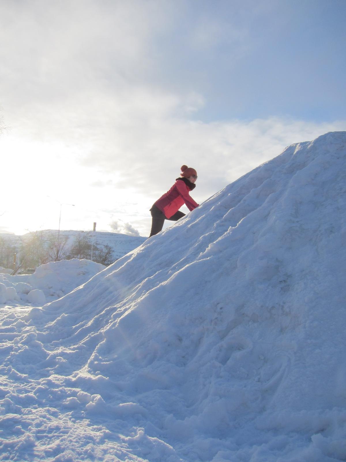 尋找北極光之旅 – Kiruna市內觀光篇