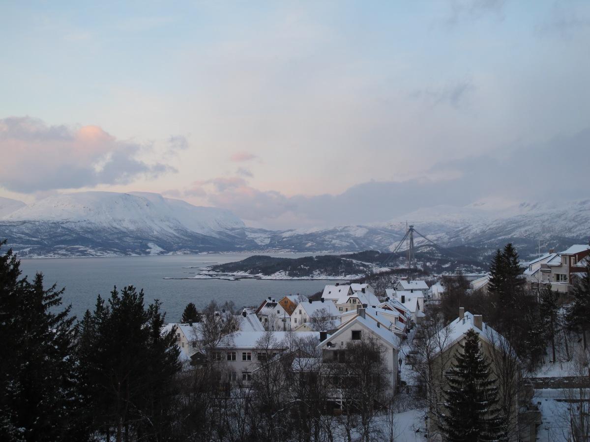 尋找北極光之旅 – 踏進挪威不凍港