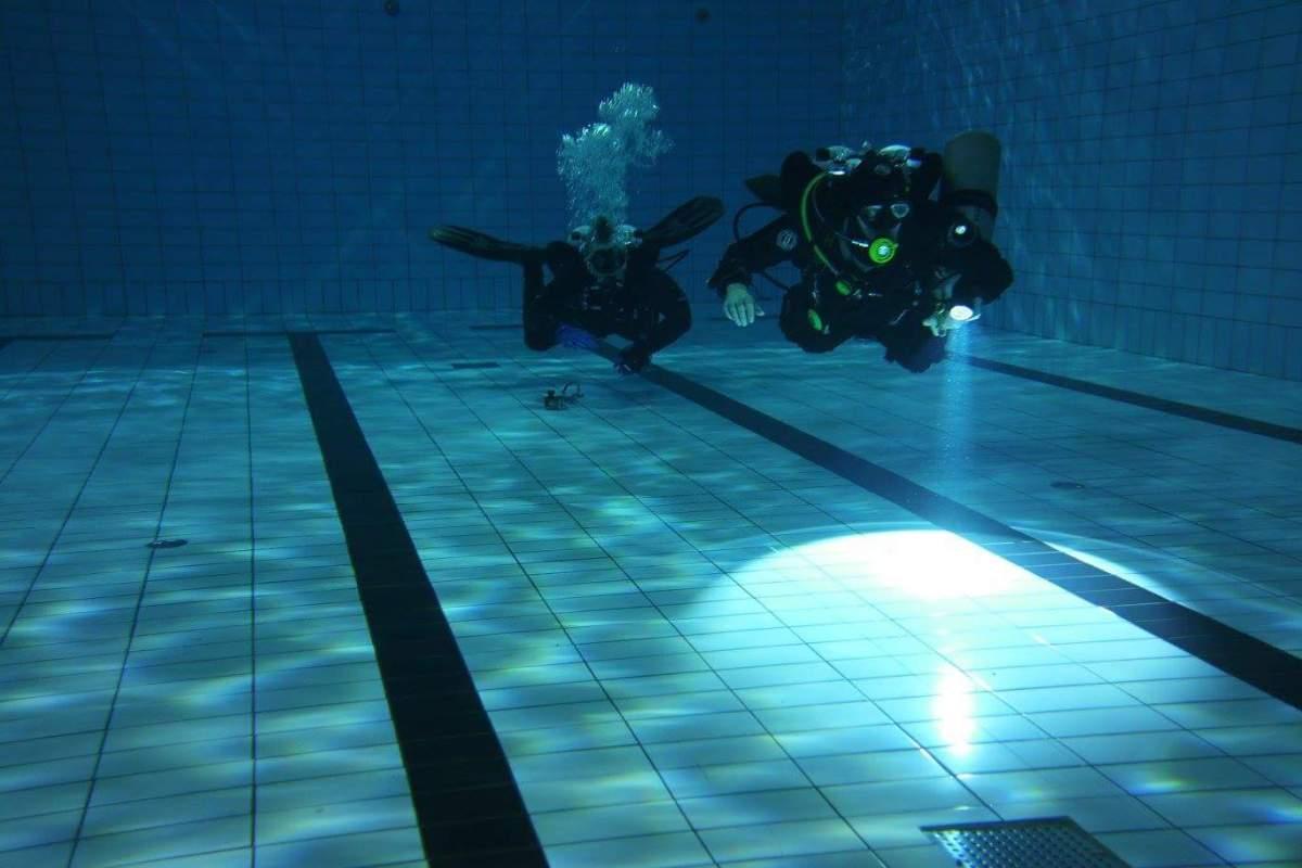 邁向技術潛水領域?