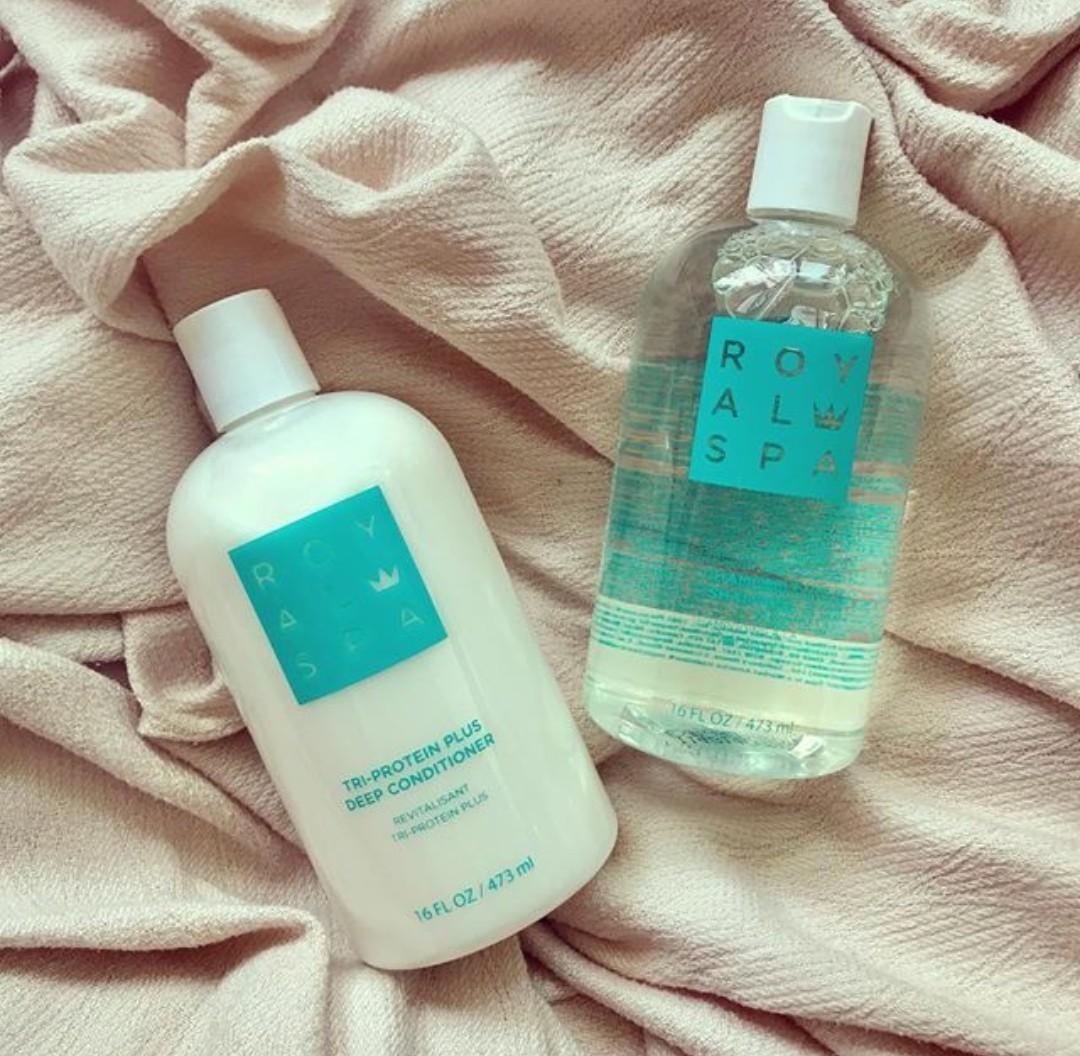 royal spa shampoo