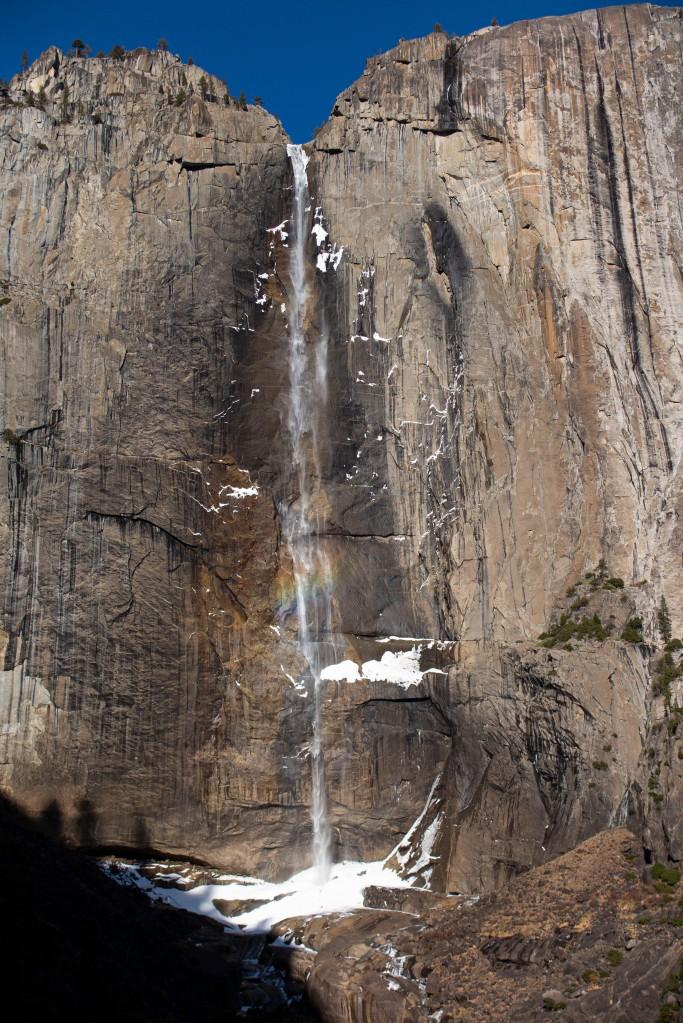 Upper Yosemite Fall