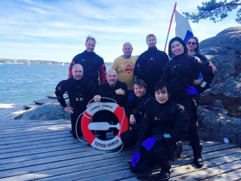 潛水救援課程 – 先學自救