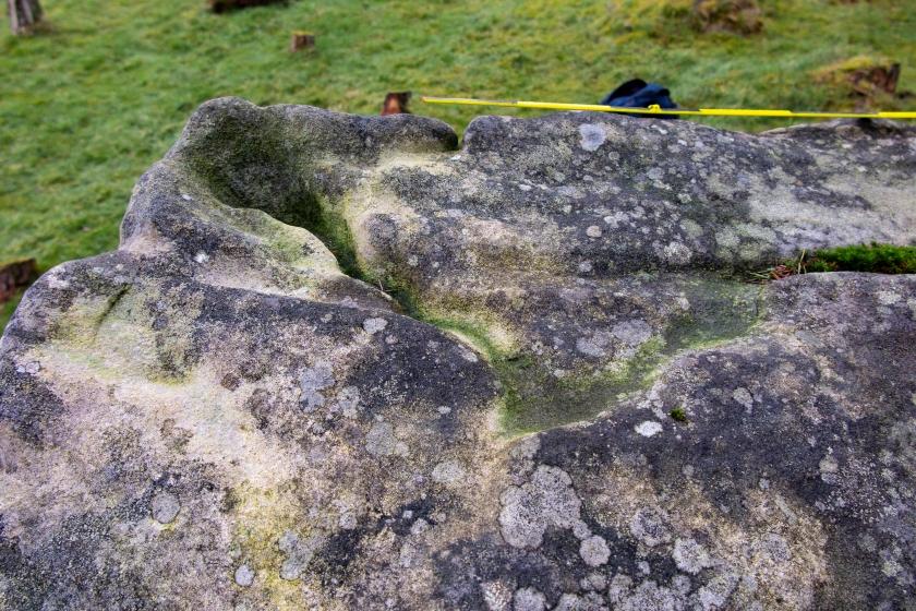新石器時代的痕跡