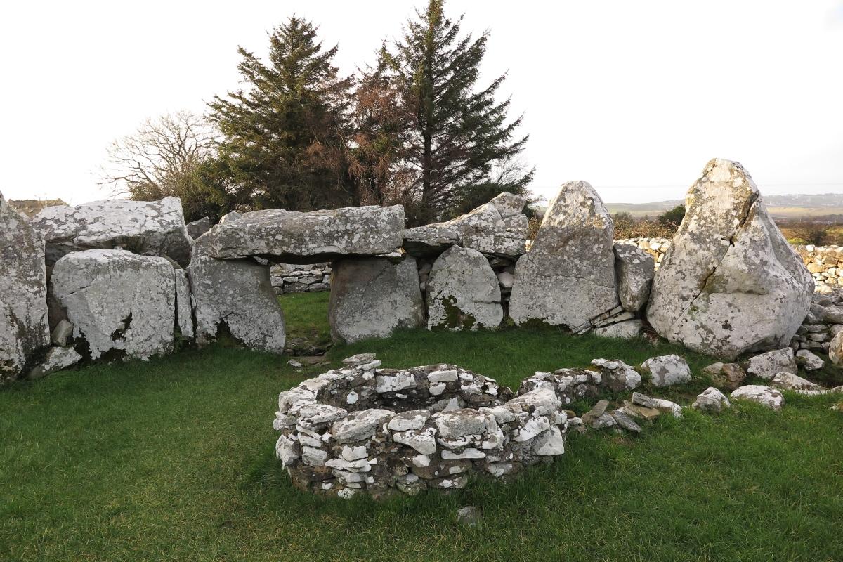 愛爾蘭古墓