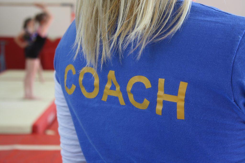 體操教練 – 見習階段