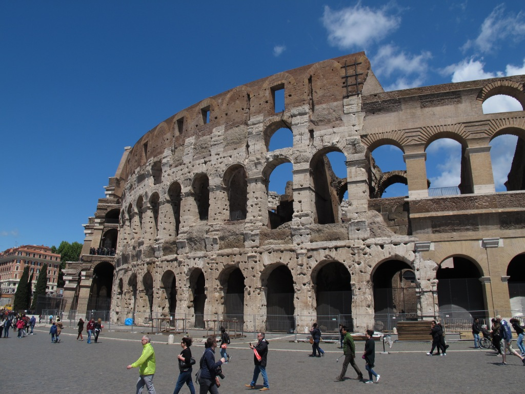 Colosseo鬥獸場