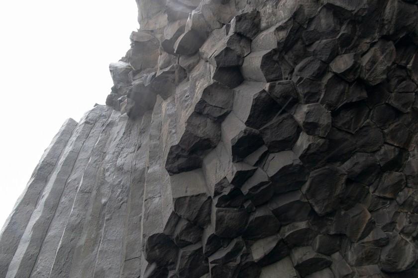 冰島六角柱石