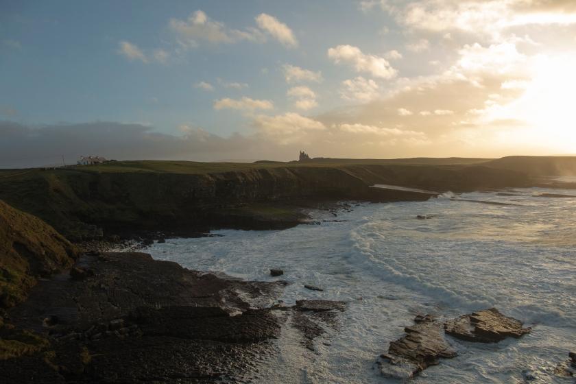愛爾蘭沿海地貌