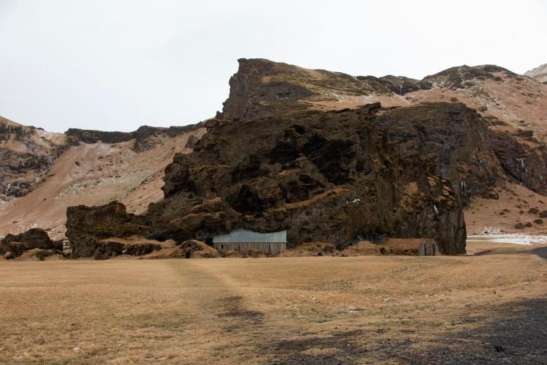 The old houses of Drangshilð 2