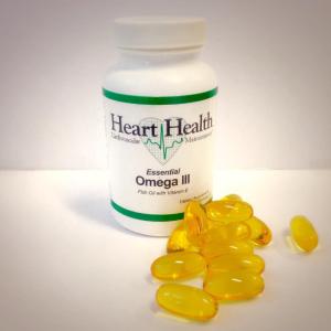 Heart Health 魚油